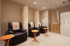 手術リカバリー室